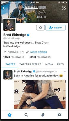 Brett Eldridge